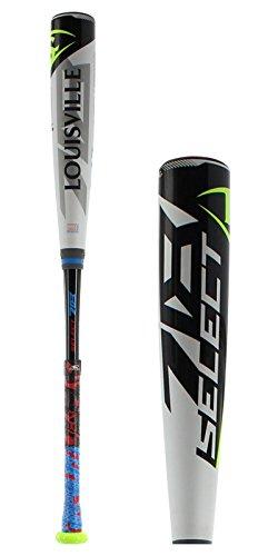 """Wilson Sporting Goods Select 718  USA Baseball Bat, 30""""/20 o"""