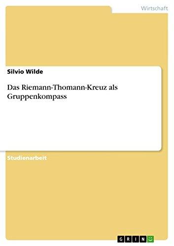 Das Riemann-Thomann-Kreuz als Gruppenkompass