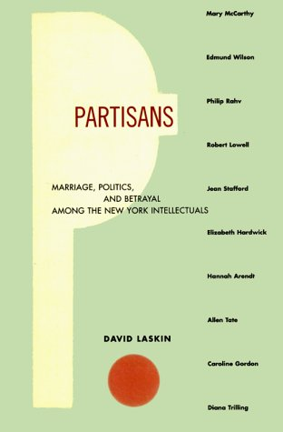 Download Partisans: Marriage, Politics, and Betrayal among the New York Intellectuals pdf