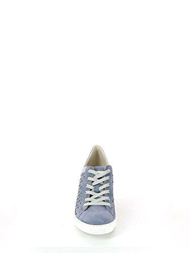 Zeppa 3284 Grunland Curi Donna 50 Jeans Sneaker Stringata 7I5P5xq