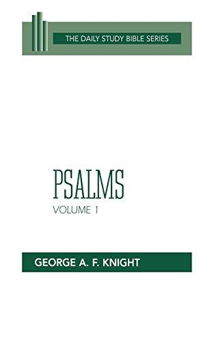 Psalms, Volume 1 (OT Daily Study Bible ()