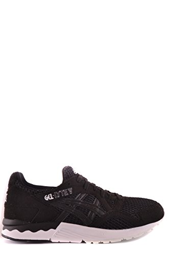 Asics Men's MCBI028023O Black Suede Sneakers buy online with paypal clearance the cheapest with credit card cheap low price giTItoJO