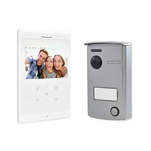 SCS Sentinel Interphone Vidéo Filaire VisioDoor 4.3, Blanc product image