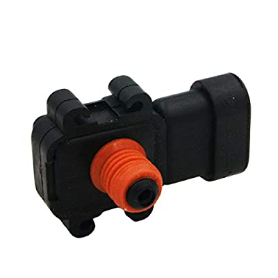 TIKSCIENCE Manifold Absolute Pressure Map Sensor,Fits for Buick Cadillac Chevrolet GMC,09359409: Automotive