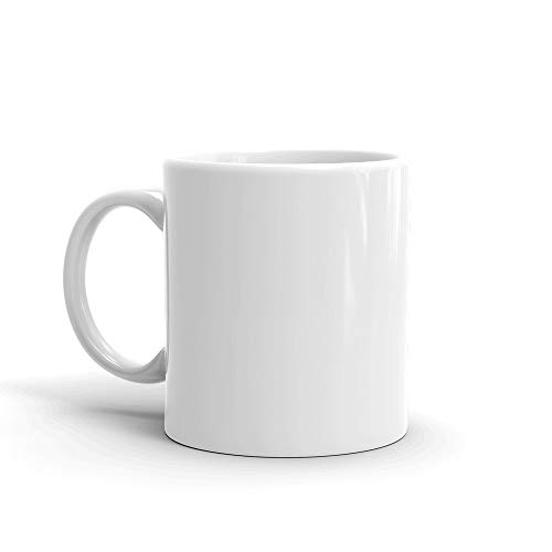 Sources Say I Really Don't Care 11 Oz White Ceramic