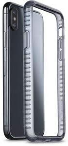 5.8 Bumper, Apple, iPhone XS//X, 14,7 cm Housses pour t/él/éphones Portables Cellular Line Air Frame Housse pour t/él/éphone Portable 14,7 cm Bumper Noir 5.8 , Noir
