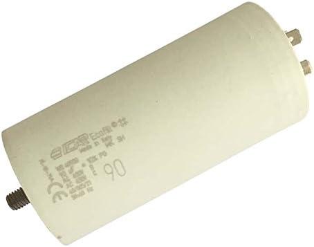 Condensateur permanent moteur /à cosse 90 /µF