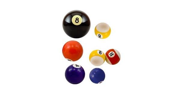 Adhesivo de bolas de billar - Gravissimo, H20 x L20 cm: Amazon.es ...