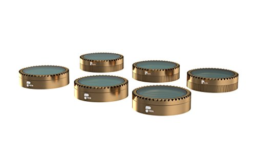 PolarPro Cinema Series Filter 6-Pack for DJI Mavic Air