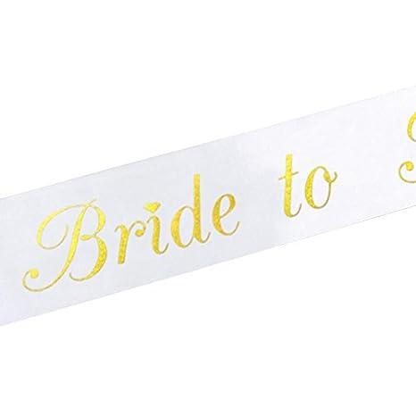 Bride Tribe Sash Bridal Shower Gifts Bachelorette Party Favors Sash 7
