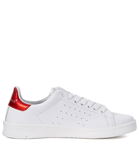 SNEAKERS BIANCO CUORE BISCOTTO - 38
