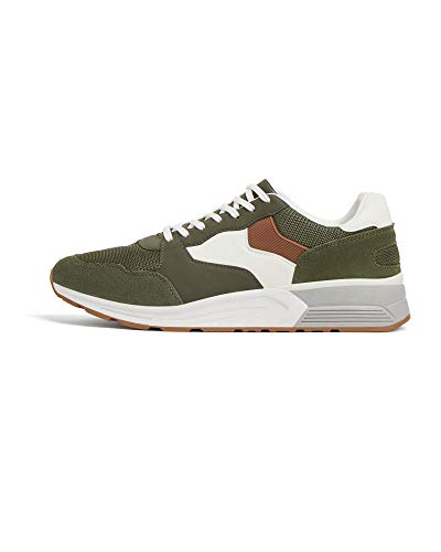 Zara Men Contrasting classic sneakers 2236/002 (42 for sale  Delivered anywhere in USA