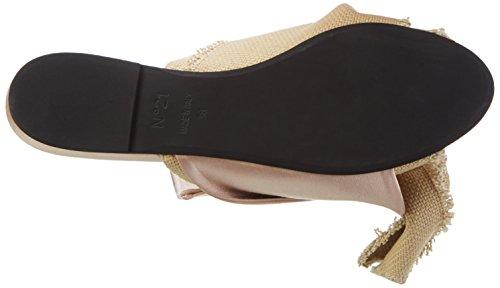 N°21 8178.5 - Sandalias con Cuña Mujer Pink (NATURALE+126 CIPRIA)