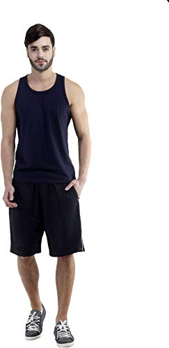 Dee Mannequin All Purpose Polyester Shorts for Men with Side Pockets   Sport Shorts