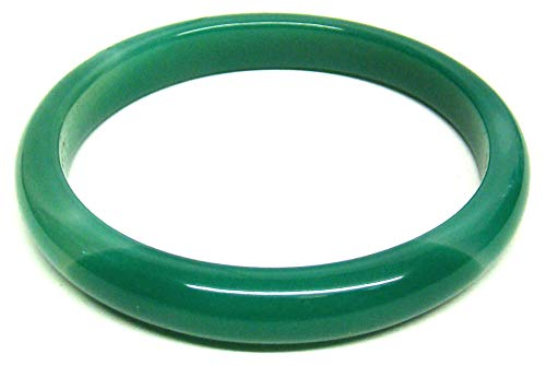 Old Green Jade Bracelet Bangle - Chinese Jewelry / Chinese Clothing / Chinese Apparel: Chinese Jade Bangle