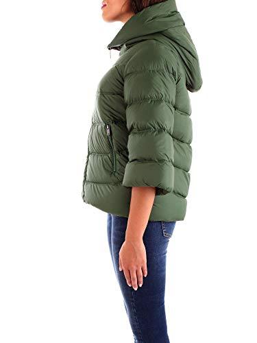 Cappotto Verde Silvian Donne Heach Pga18929pi axnw501qRf