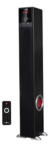 "beFree Sound 4"" Powered 3-Way Wireless Speaker (Each) Black 91595895M"