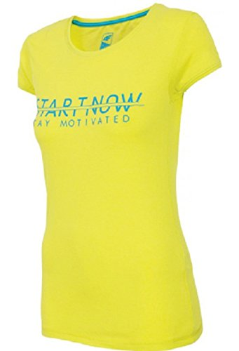 4f Sports Manches shirt fit Top Dri Courtes À 4 nbsp;f womens Tsd018 T Gym Active Fitness rxBOfrSq