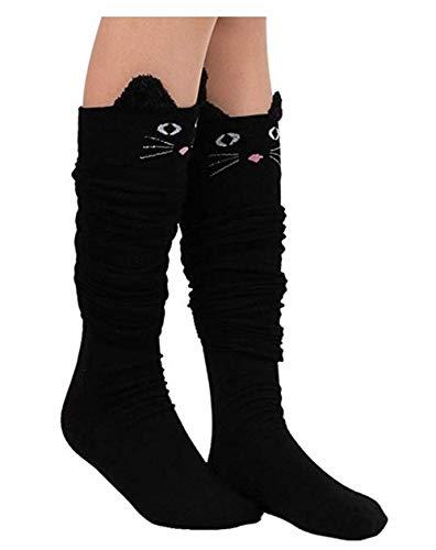 Womens Knee High Socks, womens socks, PXH 58cm/22.83