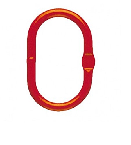 Ovales Aufhä ngeglied Ring 8mm, Forstkette. Rü ckekette, Chokerkette Joma-Tech GmbH