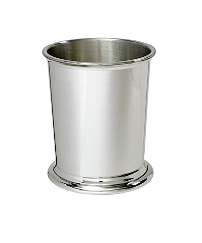 Wentworth Pewter - Pewter Tumbler, Whisky Glass, Beaker, Measure, Jigger Cup, 1/2 pint by Wentworth Pewter