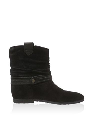 CAFè NOIR FE624 nero scarpe donna stivaletto 36