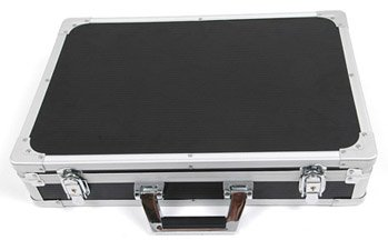PDC 410C Black Locking Pedal Case product image