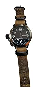 Infantry Sport Watch For Men Analog Leather - inf1001
