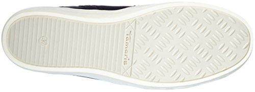Sneaker Alta Tamaris Womens 25207 Nera (pettine Nero)