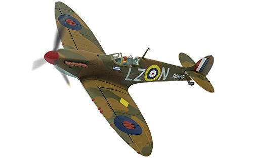 Corgi Boys Supermarine Spitfire 60th Anniversary Collection 1:72 Diecast Military Aviation -  Hornby, AA39211