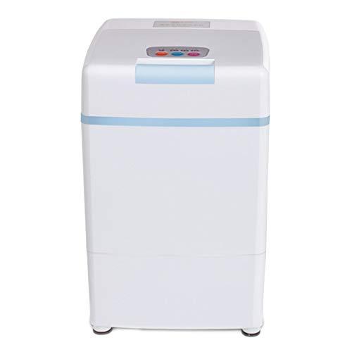 Automatic Underwear Washing Machine – Underwear Underwear Special Cleaning Machine Mini Small Disinfection Washing Machine(White)