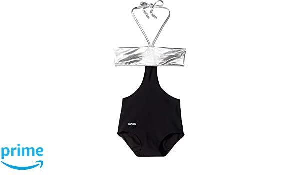 24e966a63512ea Amazon.com: NUNUNU Womens Strap Swimsuit (Toddler/Little Kids): Clothing