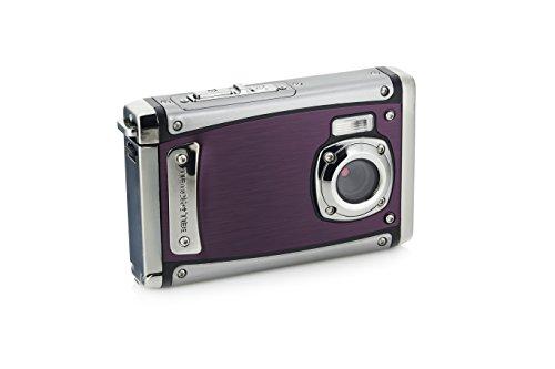 Bell+Howell WP20-P Splash3 20 Mega Pixels Waterproof Underwater Digital Camera with Full 1080p HD Video, 2.4