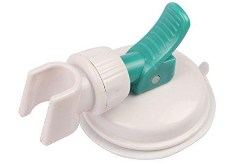 Eco-best Safe Grip Portable Shower Arm Safe-er-Grip for Shower Head Holder,green (Safe Shower)