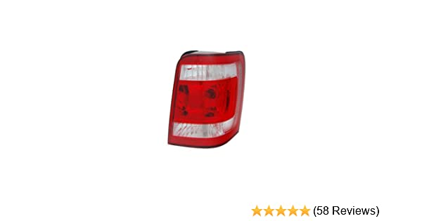 TYC 11-6261-01-1 Ford Escape Right Replacement Tail Lamp