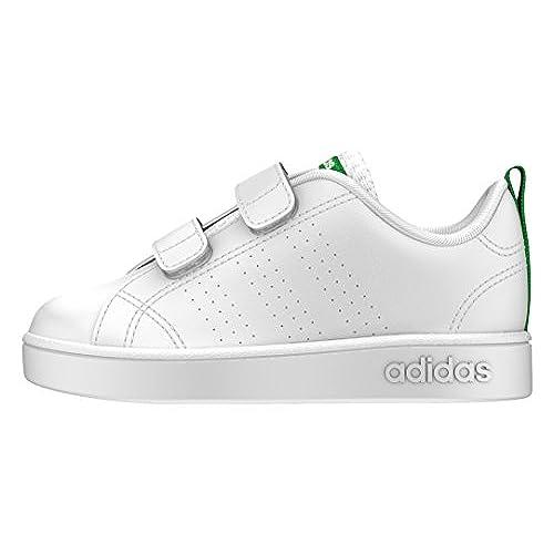 new arrival 4954d fc577 adidas Vs Advantage Clean CMF Inf, Baskets Basses Mixte Bébé