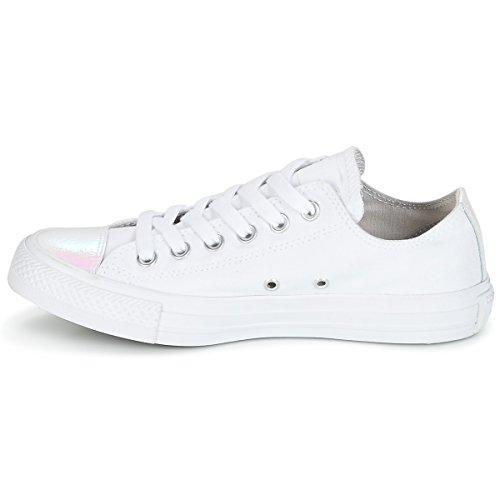 Bianco Ox Donna Sneaker Converse Star All Bianco Xn8ZwAB