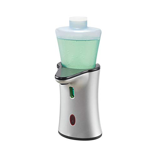DONGYUER Infrared Automatic Induction Soap Dispenser Bathroom Table-Mounted Hand Sanitizer Bottle European Style Toilet Kitchen Soap Dispenser Reserve Liquid Device,A
