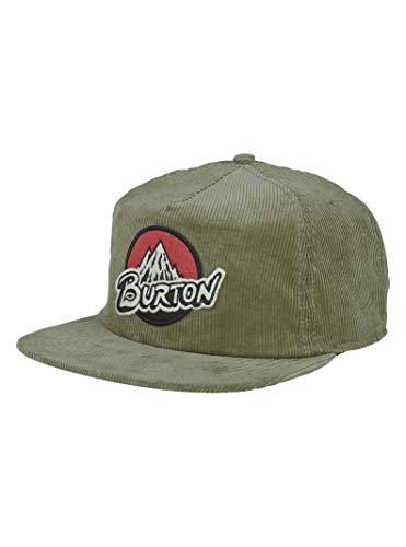 Anon Burton Retro Mountain Hat, Dusty Olive