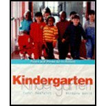 Kindergarten : Fours and Fives Go to School, Seefeldt, Carol and Wasik, Barbara A., 0130148350