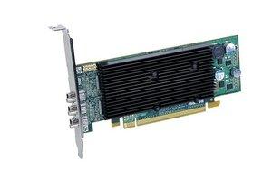 CAD Matrox M9138 1 GB Tarjeta gráfica PCIe de perfil bajo ...