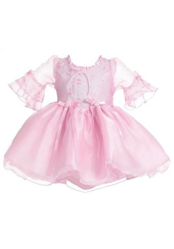 Baby Toddler Special Occasion Dress (Assorted Colors) Size 18M, 24M