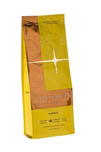 Café Clássico Torrado e Moído Latitude 13 250g