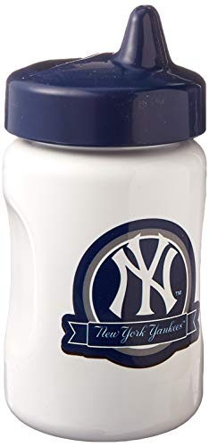 Baby Fanatic 2 Piece Sippy Cup, New York Yankees