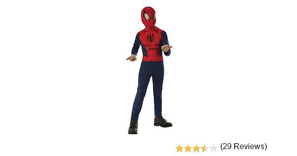 Rubies - Disfraz de Spiderman para niño, S (3-4 años) RubieS ...