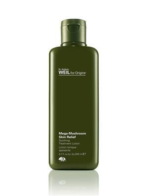 •Origins Mega-Mushroom Skin Relief Soothing Treatment Lotion 200ml.