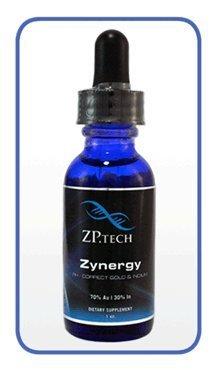 Zynergy - 2 Oz. Monatomic Gold & Diatomic Indium by Zeropoint Technologies