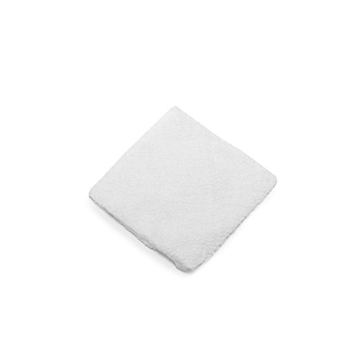 6 Super Pad - MediChoice Super Fluff Gauze Sponge, Non-Sterile, 6x6.75 Inch, White, 1314GZ6501 (BG of 100)