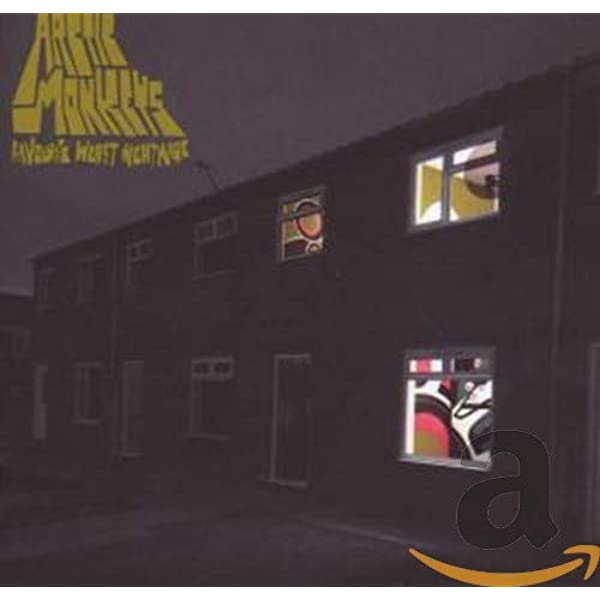 Favourite Worst Nightmare : Arctic Monkeys: Amazon.es: Música