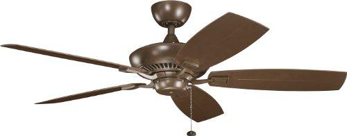 Kichler Lighting 320500CMO Ceiling Fan - Coffee Mocha